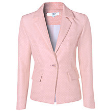 Buy True Decadence Blazer, Pink Diamond Online at johnlewis.com