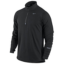 Buy Nike Men's Element Half Zip Running Top Online at johnlewis.com
