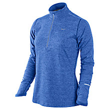 Buy Nike Women's Element Half Zip Running Top Online at johnlewis.com