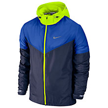 Buy Nike Vapor Jacket, Navy Online at johnlewis.com
