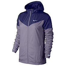 Buy Nike Vapor Running Jacket, Purple Steel/Dark Raisin Online at johnlewis.com