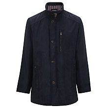 Buy Bugatti Microma Velour Jacket Online at johnlewis.com