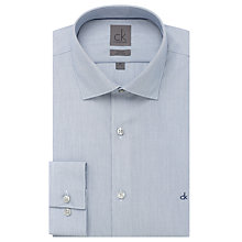 Buy CK Calvin Klein Fine Stripe Shirt Online at johnlewis.com