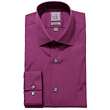 Buy CK Calvin Klein Cotton Poplin Shirt Online at johnlewis.com