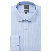 Buy CK Calvin Klein Narrow Stripe Shirt, Dutch Blue Online at johnlewis.com