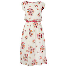 Buy Rise Billie Dress, White Online at johnlewis.com