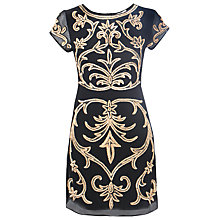 Buy True Decadence Baroque Sequin Dress Online at johnlewis.com
