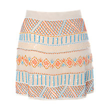 Buy True Decadence Sequin Skirt, Multi Online at johnlewis.com