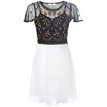 Buy True Decadence Contrast Baroque Sequin Dress Online at johnlewis.com