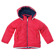 Buy Polarn O. Pyret Padded Coat, Red Online at johnlewis.com