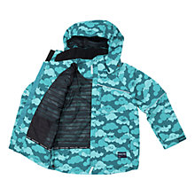 Buy Polarn O. Pyret Cloud Waterproof Jacket, Green Online at johnlewis.com