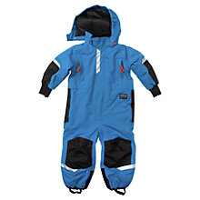 Buy Polarn O. Pyret Snowsuit, Blue Online at johnlewis.com