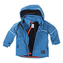 Buy Polarn O. Pyret Waterproof Jacket, Blue Online at johnlewis.com
