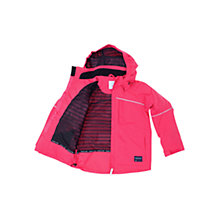 Buy Polarn O. Pyret Waterproof Jacket, Pink Online at johnlewis.com