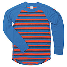 Buy Polarn O. Pyret Striped Children's Thermal Top Online at johnlewis.com