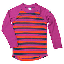Buy Polarn O. Pyret Striped Baby's Thermal Top Online at johnlewis.com