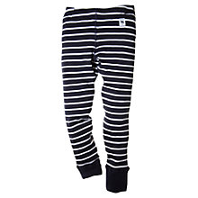 Buy Polarn O. Pyret Stripe Cotton Leggings Online at johnlewis.com