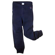 Buy Polarn O. Pyret Thermal Merino Wool Joggers, Navy Online at johnlewis.com