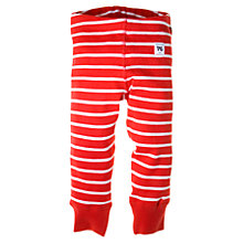 Buy Polarn O. Pyret Baby Stripe Cotton Leggings Online at johnlewis.com