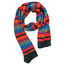 Buy Polarn O. Pyret Children's Scarf, Blue, One Size Online at johnlewis.com