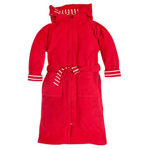 Buy Polarn O. Pyret Cotton Bath Robe Online at johnlewis.com