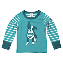 Buy Polarn O. Pyret Baby's Dog Top Online at johnlewis.com
