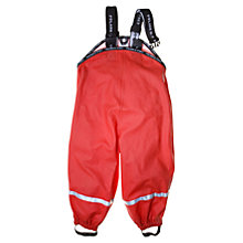 Buy Polarn O. Pyret Baby Rain Trousers Online at johnlewis.com
