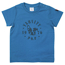 Buy Polarn O. Pyret Baby's Dog T-Shirt Online at johnlewis.com