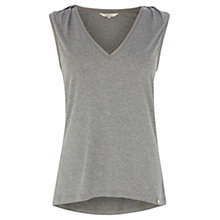 Buy Wishbone Rae Silk Trim, Mid Grey Online at johnlewis.com