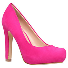 Buy Miss KG Annie High Stilleto Shoes, Bright Pink Online at johnlewis.com