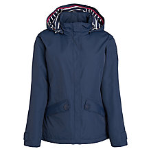 Buy Seasalt Rainy Day Jacket, Squid Ink Online at johnlewis.com