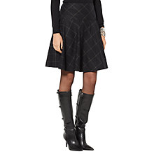 Buy Lauren Ralph Lauren Fit & Flare Skirt, Multi Online at johnlewis.com