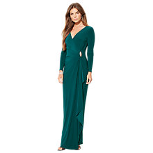 Buy Lauren Ralph Lauren Pascha Dress, Green Valley Online at johnlewis.com
