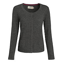 Buy Seasalt Cardigan, Coal Online at johnlewis.com