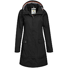 Buy Seasalt RAIN® collection Kellifray Mac, Black Online at johnlewis.com