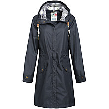 Buy Seasalt RAIN® collection Hellweathers Parka, Orca Online at johnlewis.com