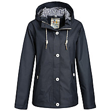 Buy Seasalt RAIN® collection Ferryboat Jacket, Orca Online at johnlewis.com