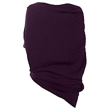 Buy Max Studio Sleeveless Knit Jumper, Plum Online at johnlewis.com