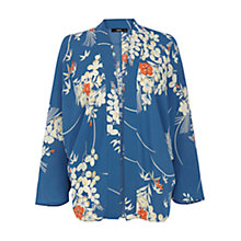 Buy Oasis Japanese Oriental Jacket, Multi Online at johnlewis.com