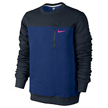 Buy Nike Winger Crew Neck Sweatshirt Online at johnlewis.com