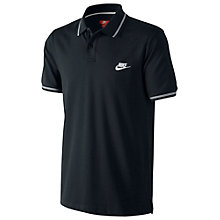 Buy Nike GS Short Sleeve Polo Shirt Online at johnlewis.com