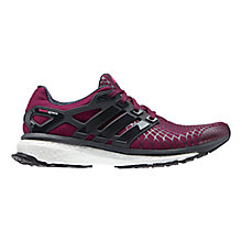 Buy Adidas Energy Boost 2.0 ATR Women's Running Trainers, Purple Online at johnlewis.com