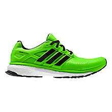 Buy Adidas Energy Boost 2.0 ATR Men's Running Shoes, Green Online at johnlewis.com