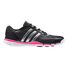 Buy Adidas Adipure 360 Control Women's Cross Trainers, Black/Grey Online at johnlewis.com