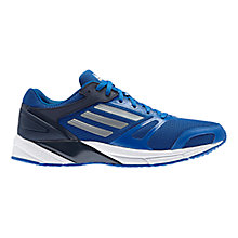 Buy Adidas Lite Arrow 2 Men's Running Shoes, Blue/Grey Online at johnlewis.com