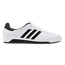 Buy Adidas Universal TR Men's Cross Trainers, White/Black Online at johnlewis.com