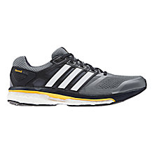 Buy Adidas Supernova Glide 6 Men's Running Shoes, Grey Online at johnlewis.com