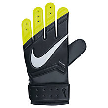 Buy Nike Junior Goalkeeper Grip Gloves Online at johnlewis.com