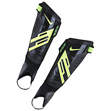 Buy Nike Protegga Shield Shin Pads, Black Online at johnlewis.com