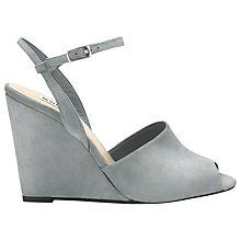 Buy Whistles Lily Ankle Strap Wedge Sandals Online at johnlewis.com